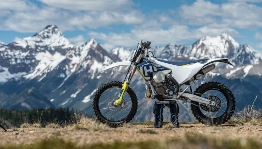 Husqvarna Unveils Their 2018 Enduro Models: Limitless Enduro