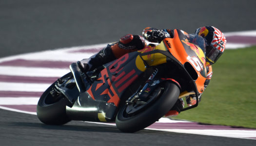 Ride On Board With Red Bull KTM Factory Team At Qatar MotoGP