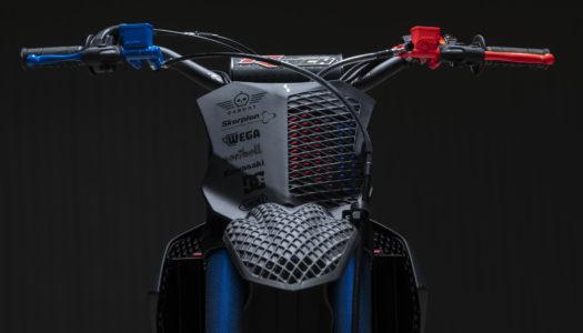 Kawasaki 450: 2019 3D Core Edition by Alvaro Dal Farra