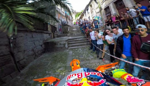 GoPro Video: Enduro Racing the Back Alleys of Portugal with Jonny Walker