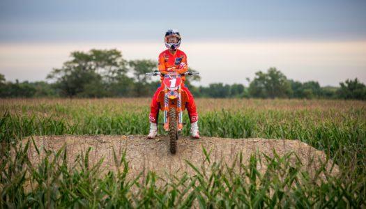 Homegrown 4k   Ryan Dungey owns secret cornfield track