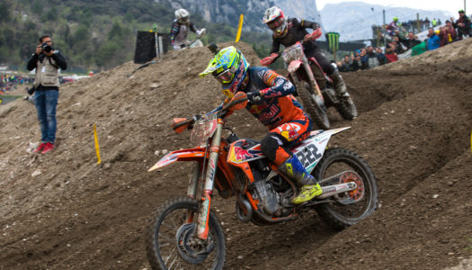 Rumble in Trentino | Watch Antonio Cairoli vs Tim Gajser:  Extended Battle Footage