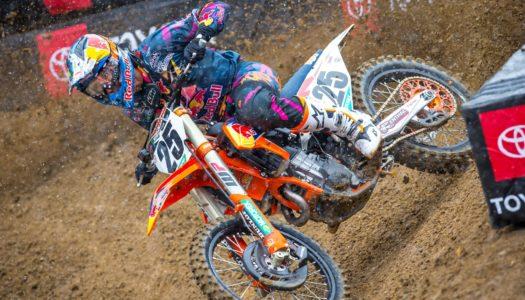 Main Event Highlights | Monster Energy Supercross 2019 RD 15 Denver