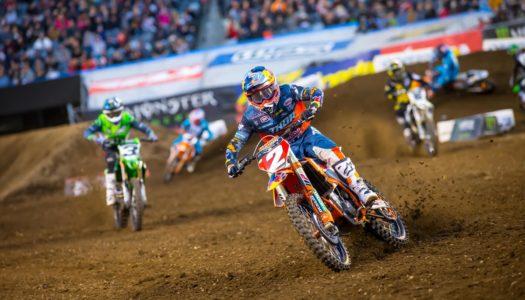 Main Event Highlights | Monster Energy Supercross 2019 RD16 East Rutherford