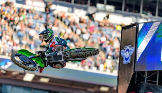 GoPro: Adam Cianciarulo's 250 Main Event Win Highlights 2019 Monster Energy Supercross Denver