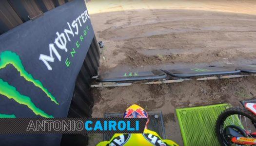 GoPro | Antonio Cairoli FIM MXGP 2019 RD3 Valkenswaard Qualifying Moto
