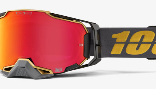 The New 100% Armega MX Goggle Is Available Now