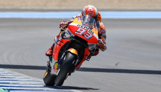 Watch The MotoGP Race Highlights From Jerez, Spain 2019
