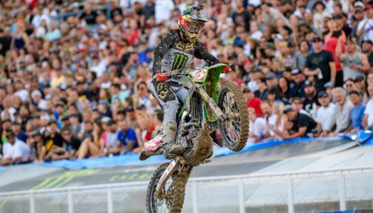 GoPro: Adam Cianciarulo Extended Highlights   Las Vegas Supercross 2019