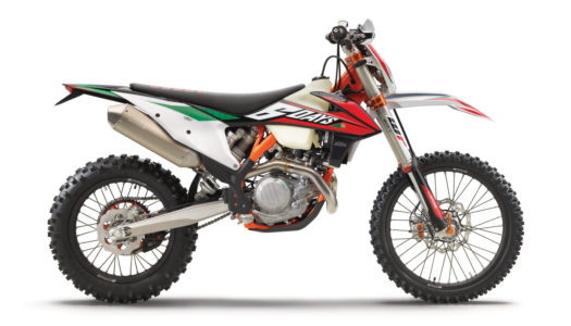 KTM Launches New Generation of 2020 Enduro Machines